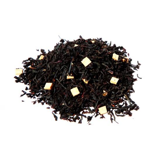 Thé noir au Caramel