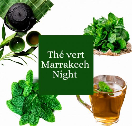 Marrakesh Night Bio