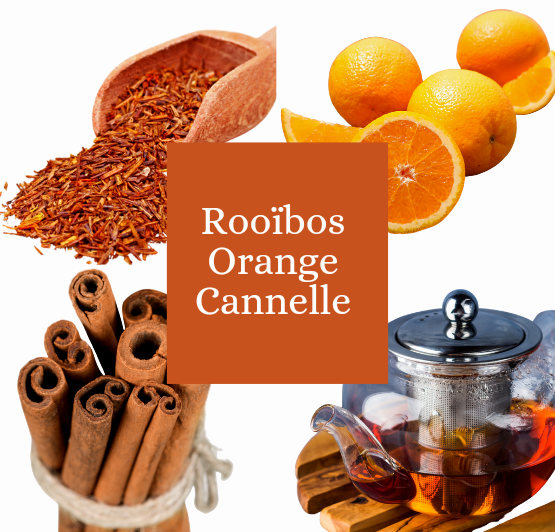 Rooibos cannelle orange