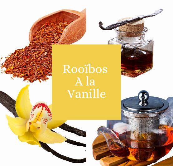 Rooibos à la vanille