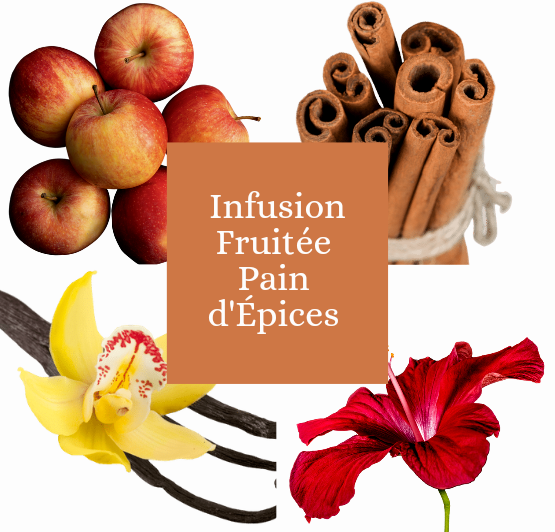 Infusion pain d'Epices