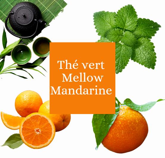 Thé vert Mellow mandarine
