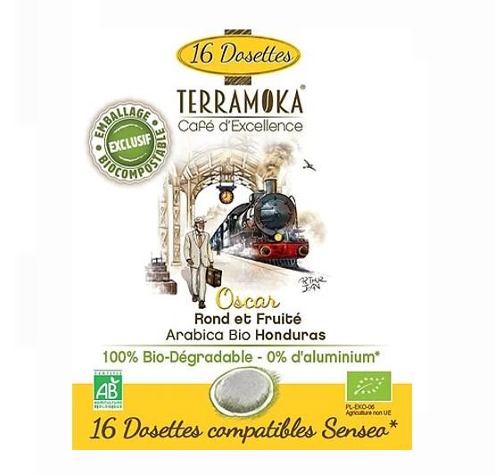 dosettes compatibles senseo Terramoka