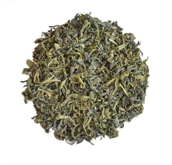 Thé vert de Corée du Sud OP Bio